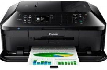 Canon MX920 Won't Print